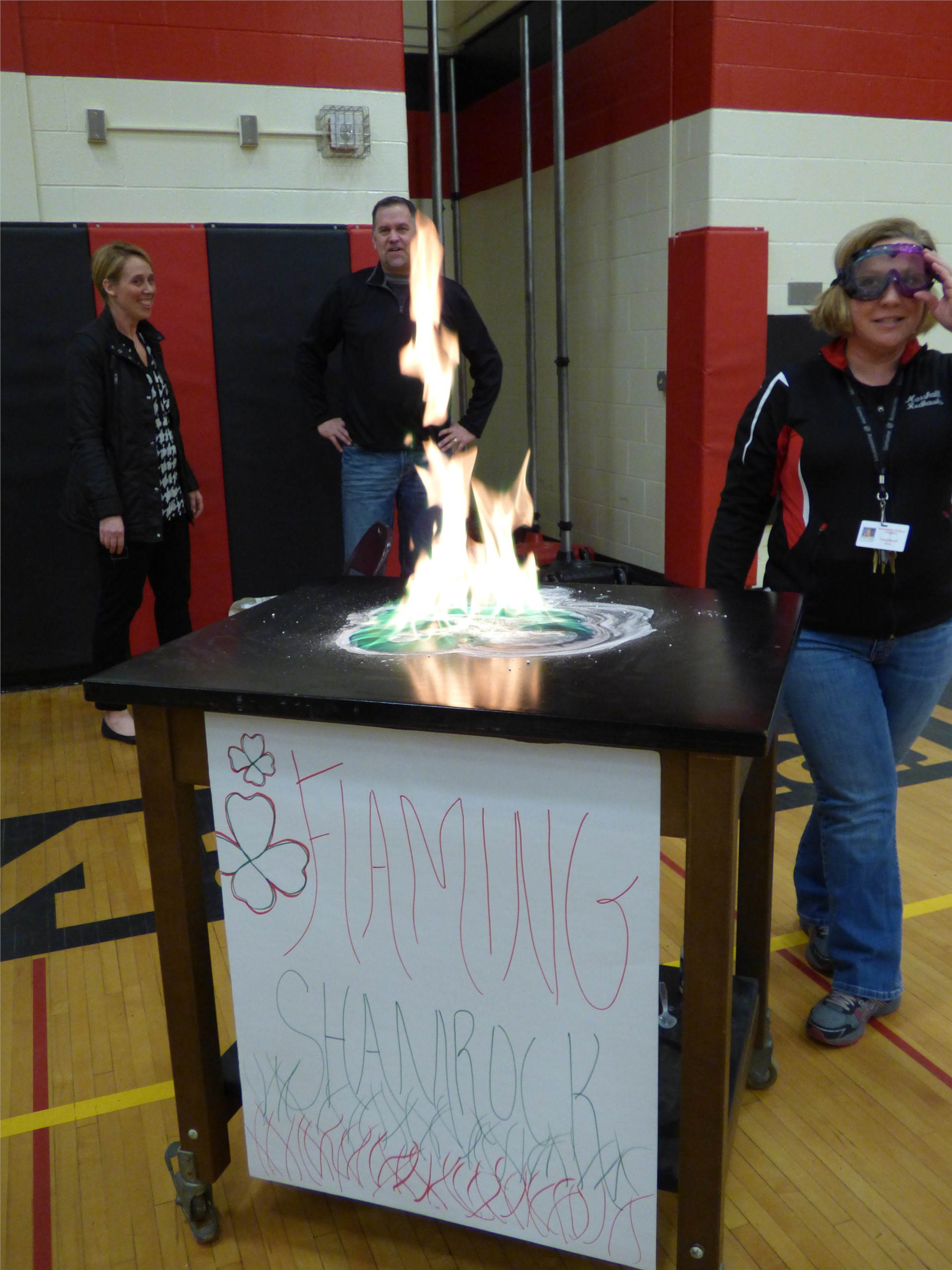 2016 Science Fair continued