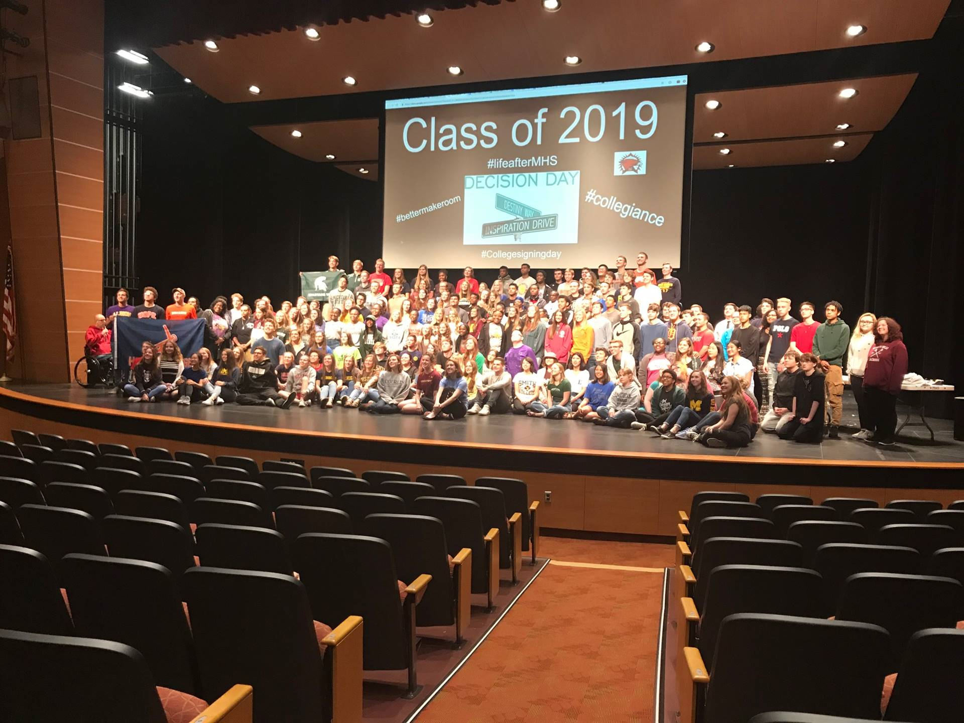 2019 Decision Day Celebration