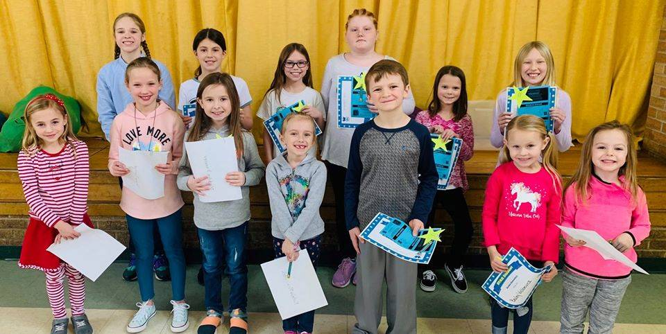 January Star Students